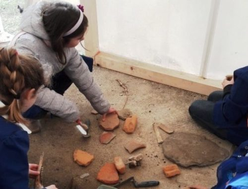 Didattica archeologica e scavi didattici a Sorano – Filattiera