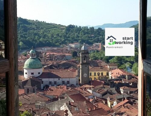 Start-working … da Pontremoli
